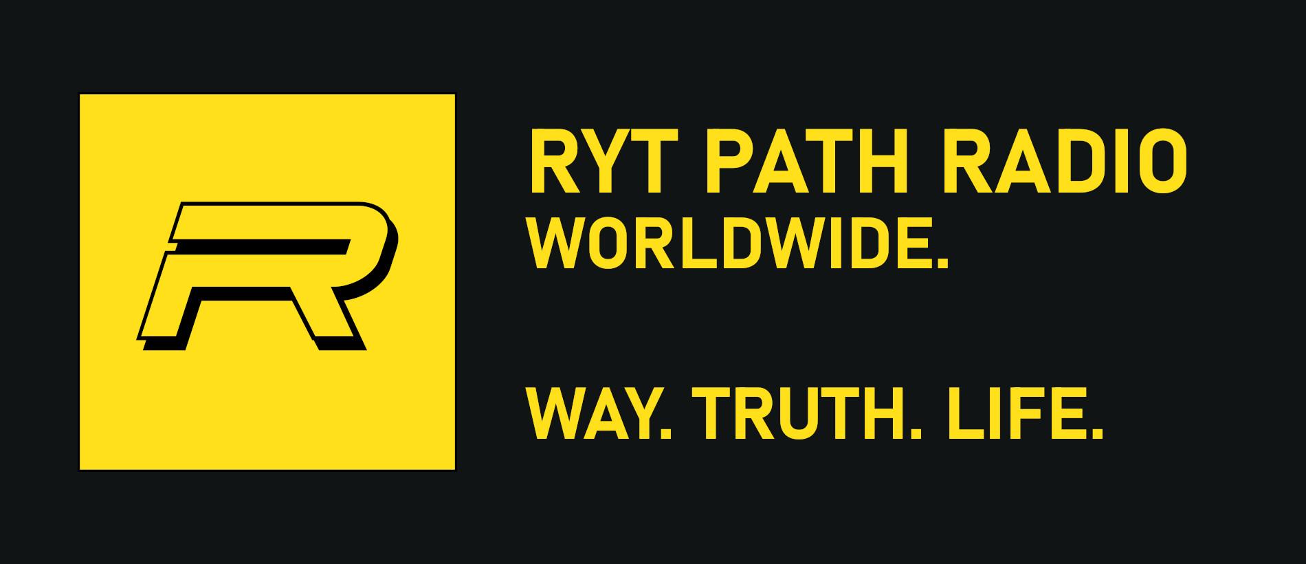Ryt Path Co. logo and Ryt Path Radio Worldwide text.